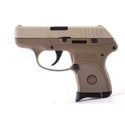 Ruger LCP Sage Cerakote .380 Auto Pistol