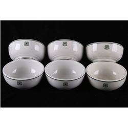 U.S. Forest Service China Soup Bowls