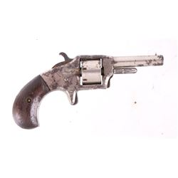 Invincible No. 1 Spur Trigger .22 Short Revolver