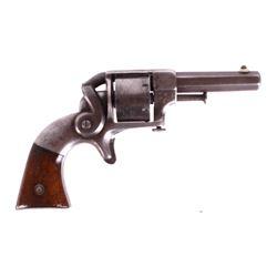 Allen & Wheelock .32 Sidehammer Revolver