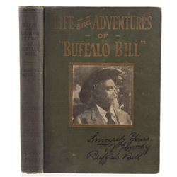 Life & Adventures of Buffalo Bill Memorial Edition