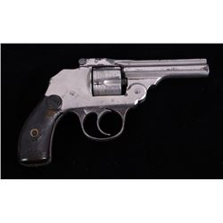 Iver Johnson Safety Hammerless .32 CF Revolver