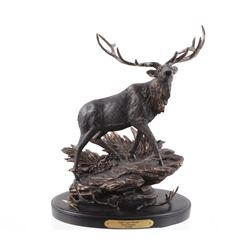 "Ducks Unlimited ""High Country Traveler"" Statue"