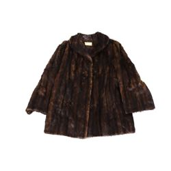 Missoula Lamb's House of Furs Genuine Mink Coat
