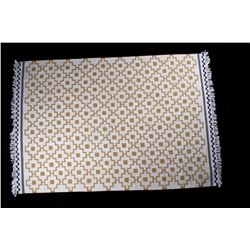 Zapotec Hand Woven Wool Rug