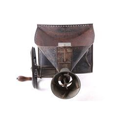 Late 1800's Seeder Hand Crank Spreader