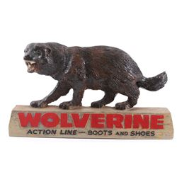 Wolverine Action Line Boots & Shoes Advertisement
