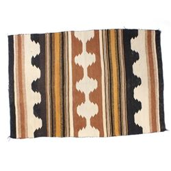 Navajo Wide Ruins Rug by Nellie Joe c. 1950's
