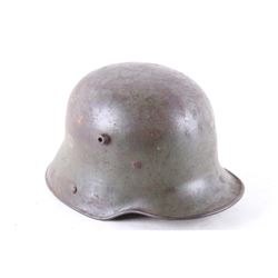 WWII German M1935 Stahlhelm Military Helmet