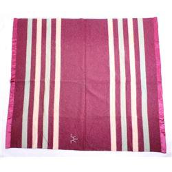 Baron Woolen Mills Wool Blanket