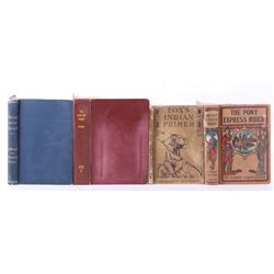 Collection of History & Stories of Old West Books