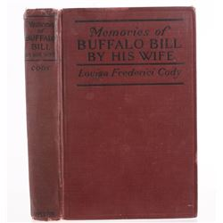 Memories of Buffalo Bill by His Wife L F Cody 1919