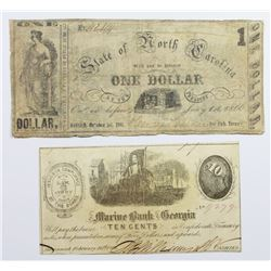 TWO CIVIL WAR NOTES