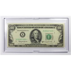 1950 D $100 STAR NOTE