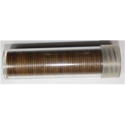 ROLL OF 50 1932 LINCOLN CENTS
