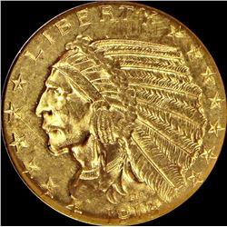 1913 $5.00 GOLD