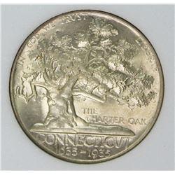 1935 CONNECTICUT HALF DOLLAR