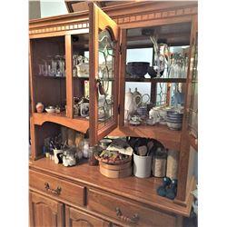 Contents of 2 shelves A