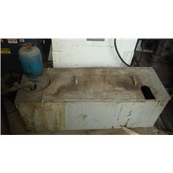 Coolant Pump with Tub