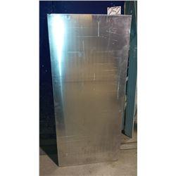 "Aluminum Sheet 21""3/4 x 48"" x 1/4"""