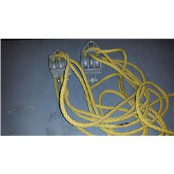 Rope Lifting system