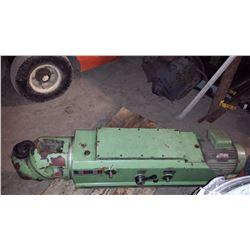 Motorised Ram Milling Head