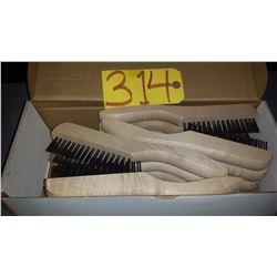 Shoe Brush 1 row