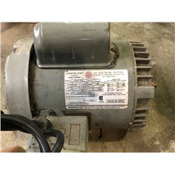 US Electric Motor 1/2 HP 115v