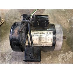 Industrial Duty lectric Motor 115v
