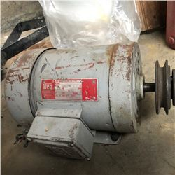 WEG Electric Motor 3 phase