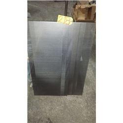 "Wire Steel Plate 13"" x 36"" x 1/16"""