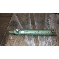 "CHV Hydraulic Cylinder (around 23""1/2 x 3"" and 1""1/2 inside) Serial 900909"