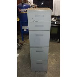 Drawer Cabinet with contain