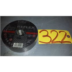 """Reflex Cutting Disc 5"""" for Stainless / Steel"""