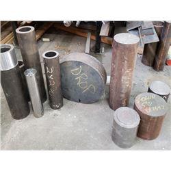 Lot of Assorted Steel