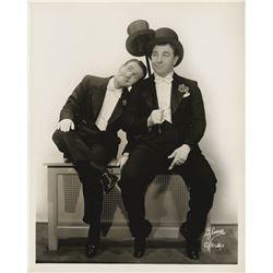 Vaudeville performers (21) photographs.