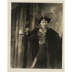 Douglas Fairbanks (6) custom photographs from Don Q, Son of Zorro.
