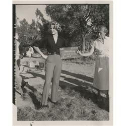 Behind the scenes, portraits, and scene continuity (75+) photos from wardrobe matron Vicki Nichols