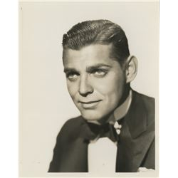 Clark Gable (8) exceptional early male glamour photographs.