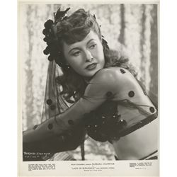 Barbara Stanwyck (10) portrait and scene photographs.
