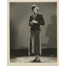 Katharine Hepburn (8) portrait and scene photographs.