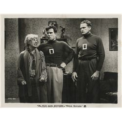 The Marx Brothers (5) classic portrait and scene photographs.
