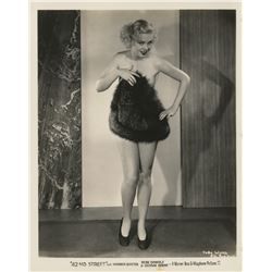 42nd Street (10) remarkable racy Pre-Code photographs.