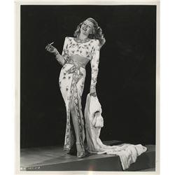 Rita Hayworth (6) photographs from Gilda in the white dress.