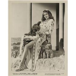 Rita Hayworth (3) special portrait photographs from Gilda.