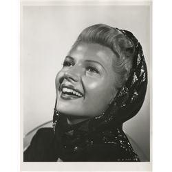 Rita Hayworth (8) headshot photographs for The Lady from Shanghai.