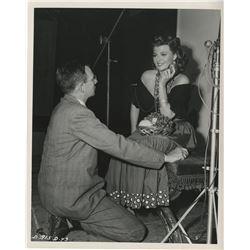 Rita Hayworth (25+) photographs from The Loves of Carmen.