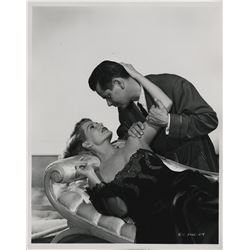 Rita Hayworth (10) photographs from Affair in Trinidad with Glenn Ford.
