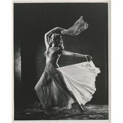 Rita Hayworth (21) photographs from Salome.