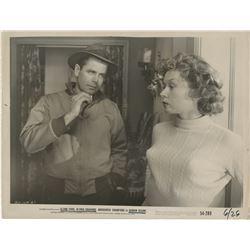 Human Desire (10) photographs of Gloria Grahame and/or Glenn Ford.